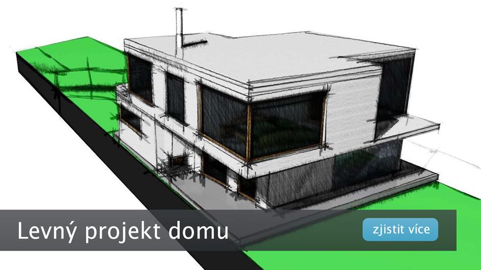 Levný projekt domu