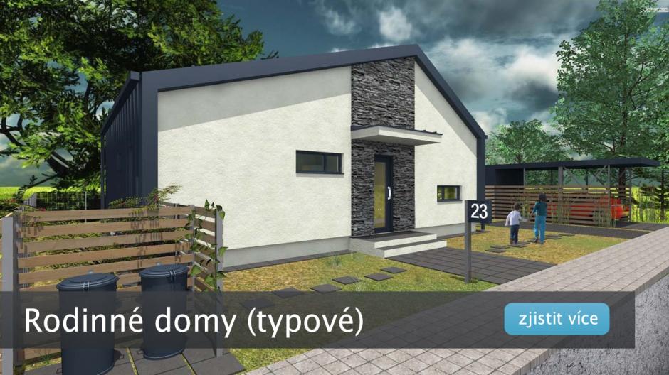 Rodinné domy (typové projekty)