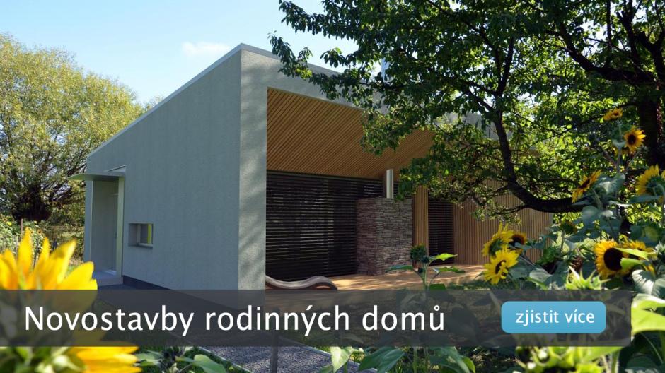 Individuální projekty rodinných domů